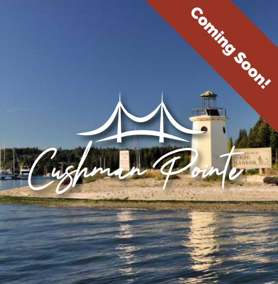 Cushman Pointe Coming Soon Community