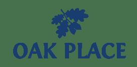 oakplace_logo A - Blue