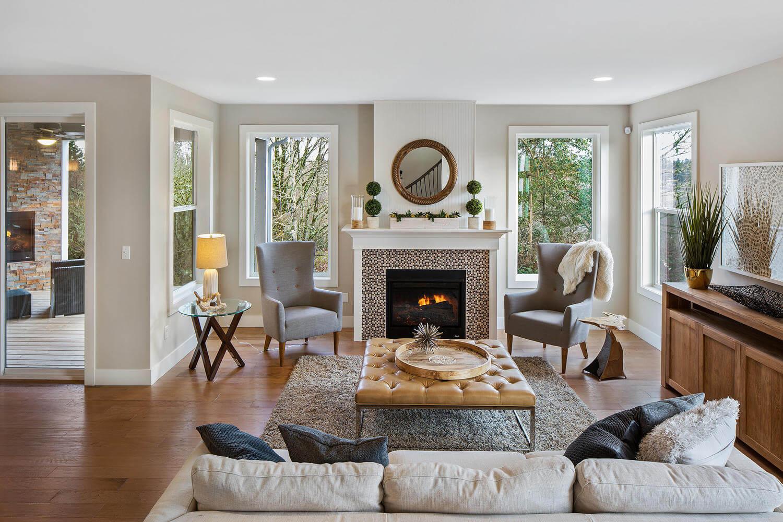 Rush Residential New Homes Washington