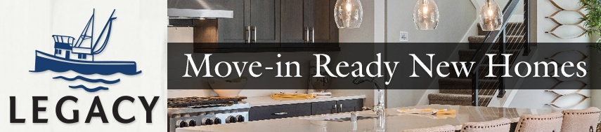 Move-in Ready New Homes