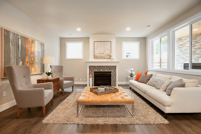 Vista Living Room - Estates 9-5