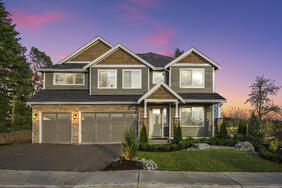 _Avalon Traditional Exterior Dusk LEGACY