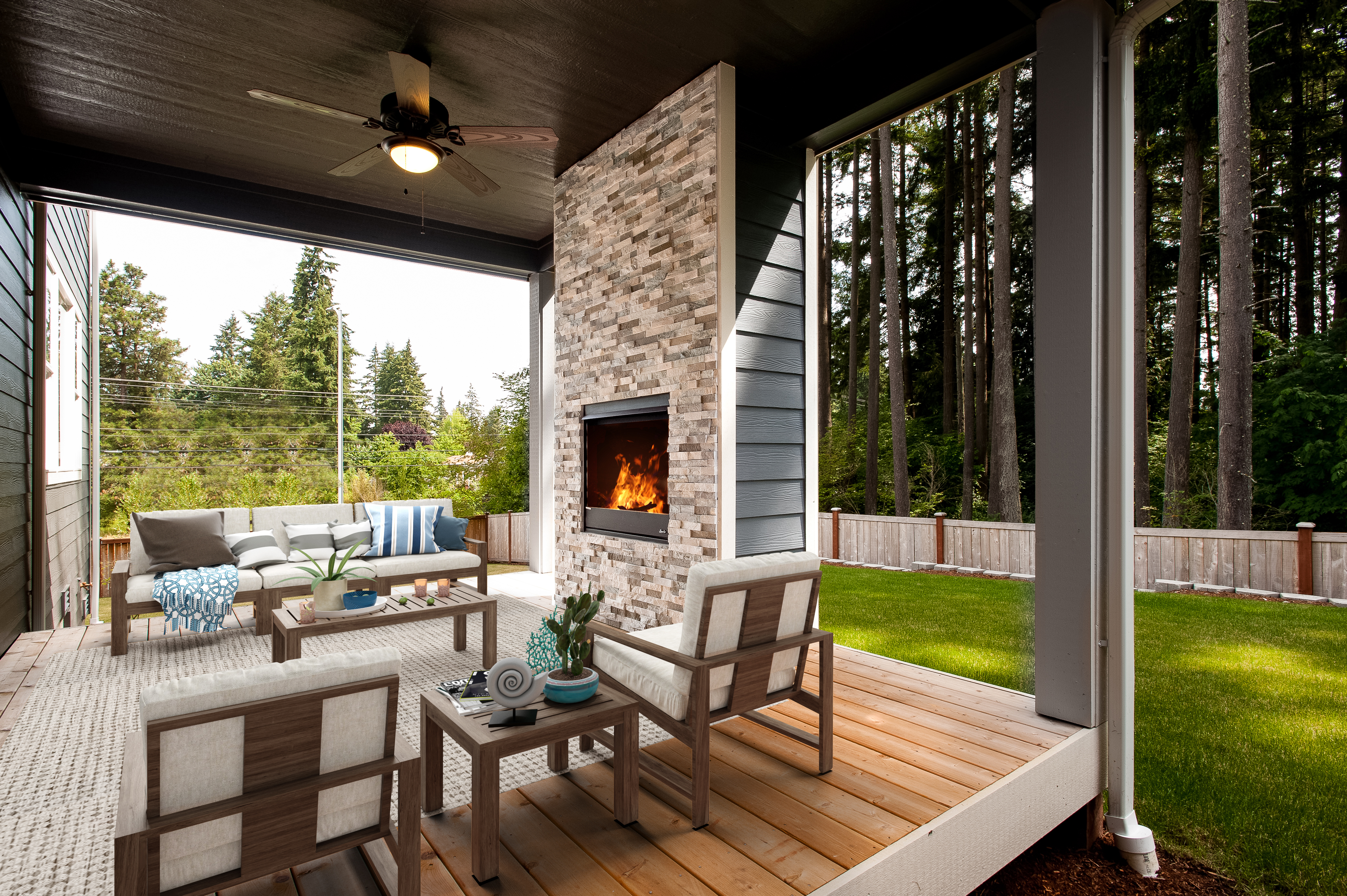 5. Maple Outdoor Living