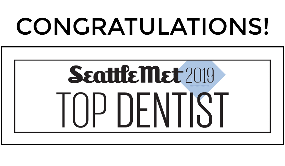 Seattle Met: Tenants Make Top Dentists List 2019
