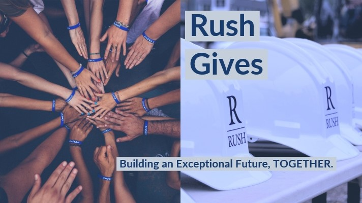 Rush Gives 2018 in Review
