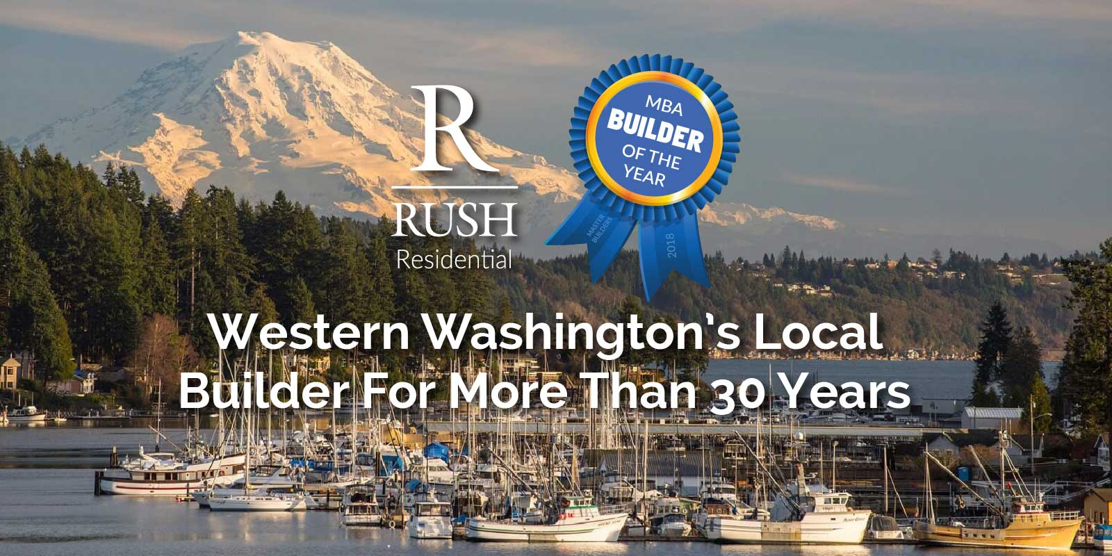 Rush Residential | Homebuilder | New Homes in the Puget