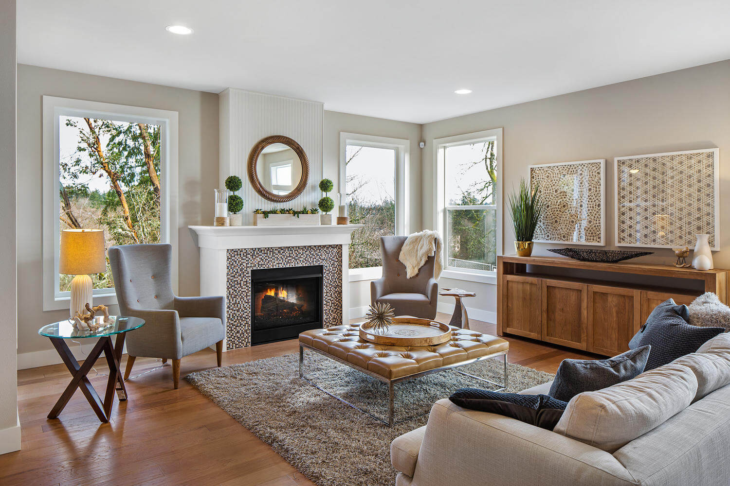 Design Recipes: How to lighten, brighten your home this spring