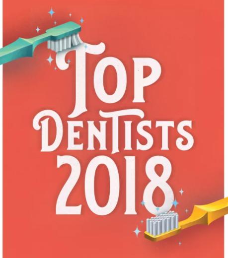 Commercial Tenants Make Top Dentists List 2018
