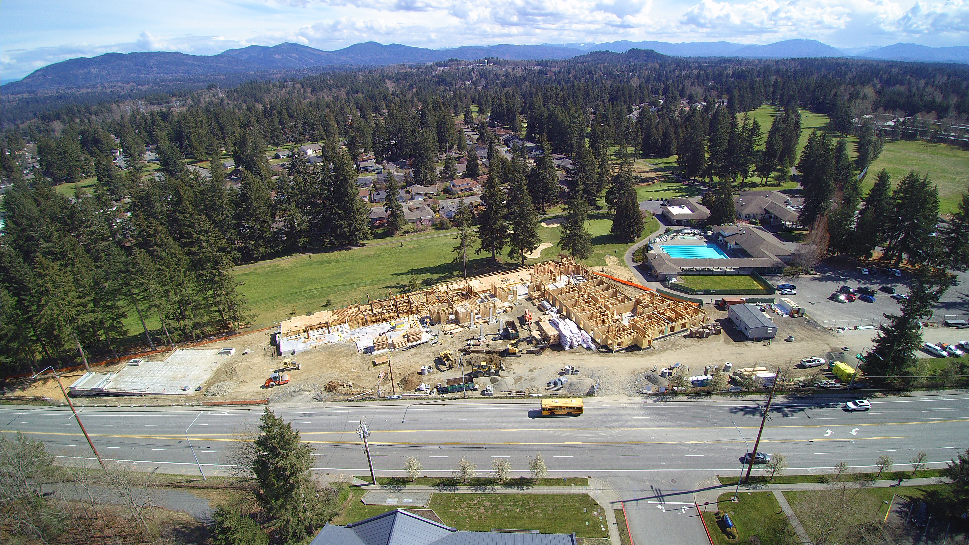 Fairwood Senior Living Construction Update